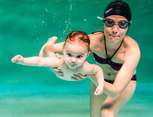 Ako veľmi je prospešné plavánie pre vaše bábätko?