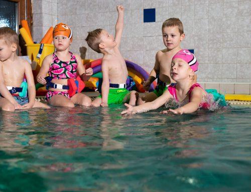 Nové prihlasovanie na plávanie s bábätkami Nové Zámky