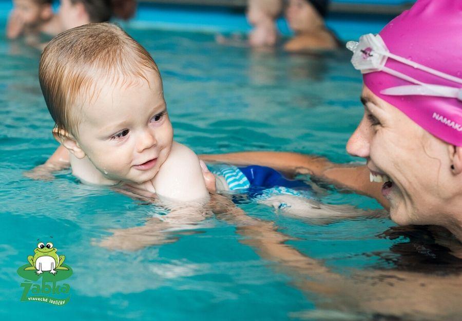 kurzy plavania pre deti